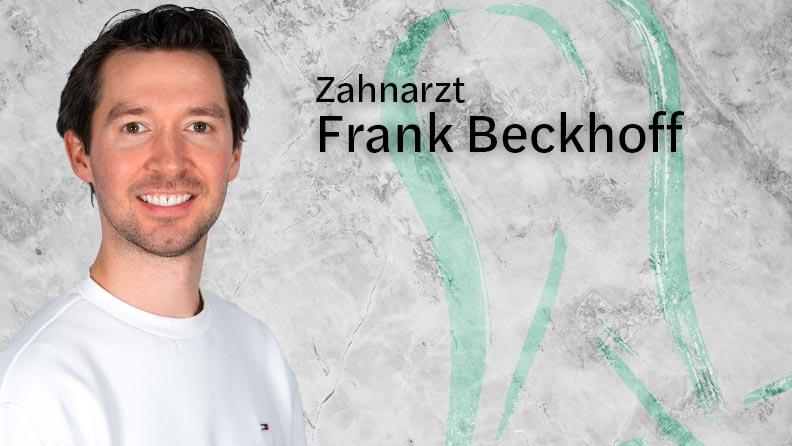 Zahnarzt Frank Beckhoff - Zahnarzt in Baunatal